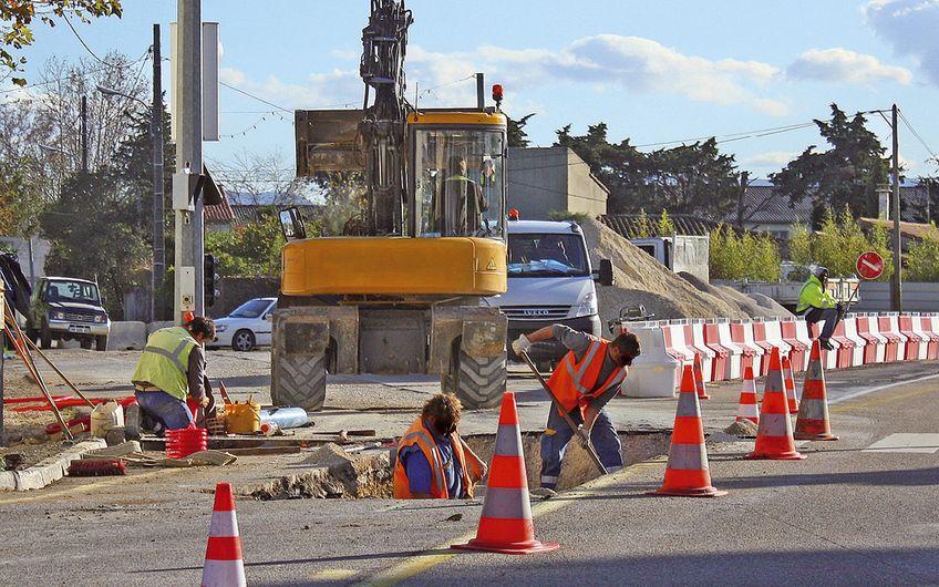 Tief- und Straßenbau: Hochkonjunktur schafft Herausforderungen