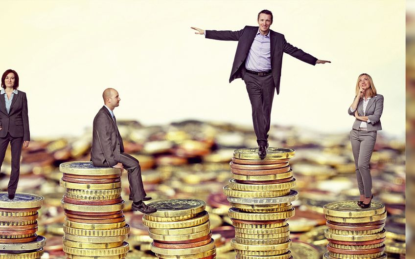 NRW hat deutschlandweit die meisten Vermögensmillionäre Foto: © tiero  – stock.adobe.com