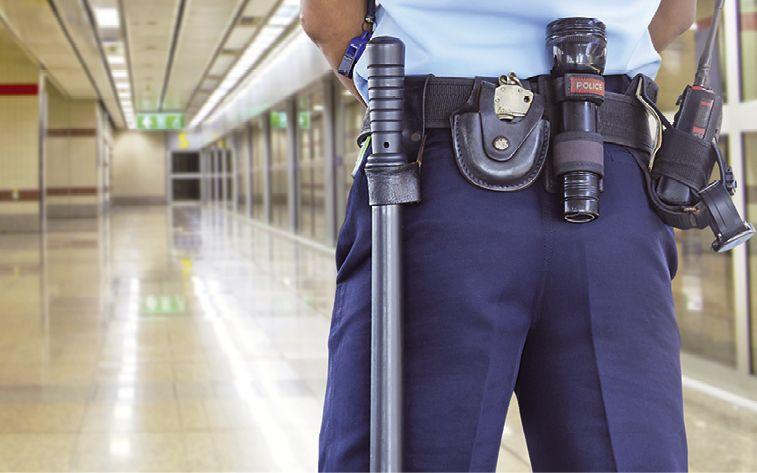 Die größten Sicherheitsdienstleister im Ruhrgebiet