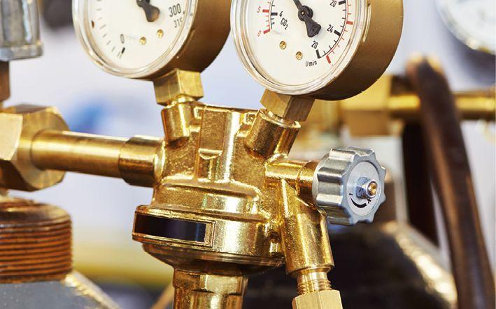 Die größten Händler für Industriegase am Niederrhein