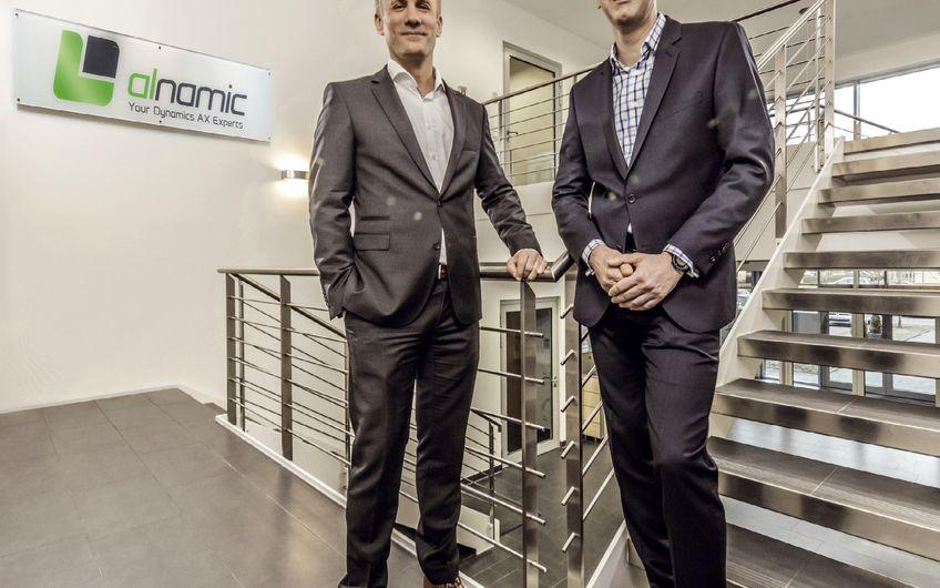 Alnamic: Die Digitalisierungs-Experten  für den Mittelstand