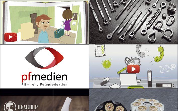 PF Medien läutet das Zeitalter des Video-Marketings ein