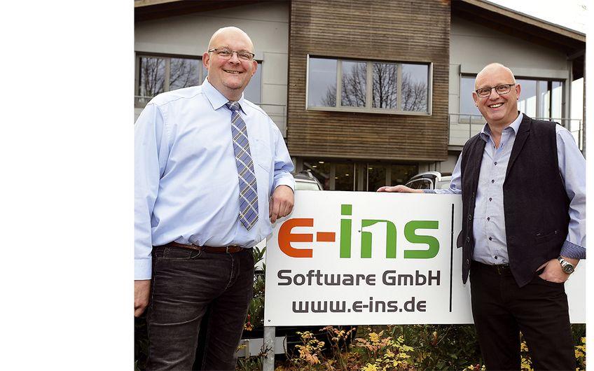 E-Ins Software: Agil und innovativ!