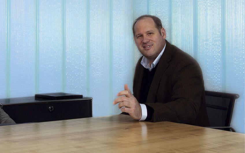Inhaber Jan Welke mit seinem Geschäftsführer strategische Kommunikation, Benjamin Loos