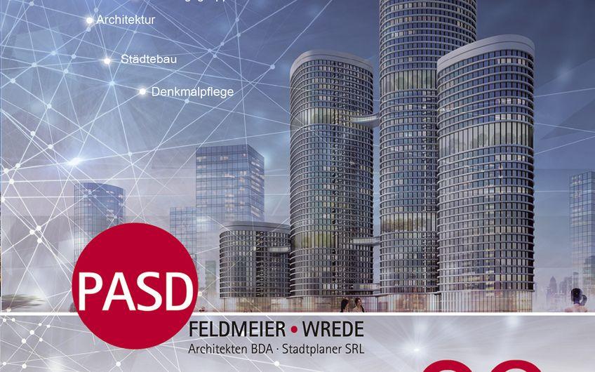 PASD® Feldmeier + Wrede Architekten BDA: 30 Jahre PASD