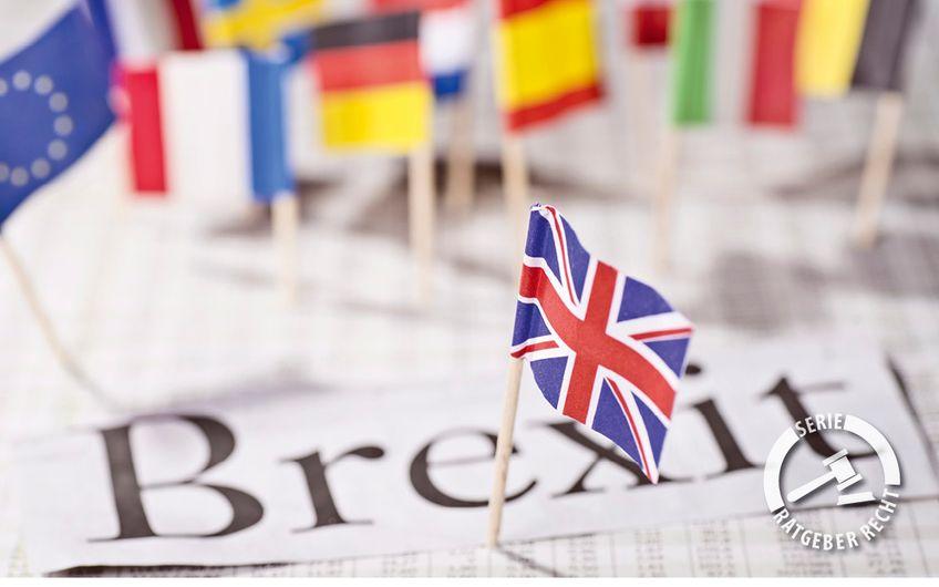 Brexit: Beziehungen  zwischen UK und EU