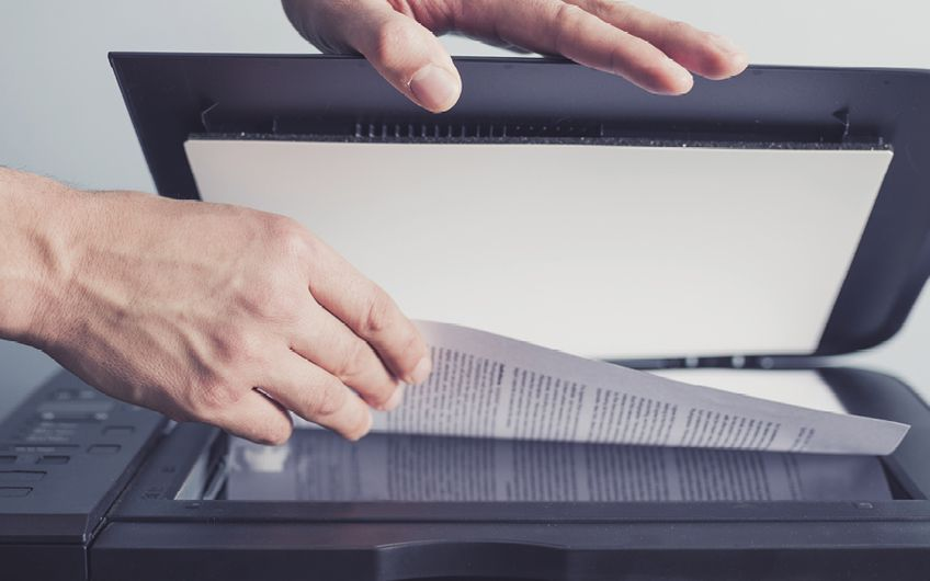 Das papierlose Büro – ein Mythos?