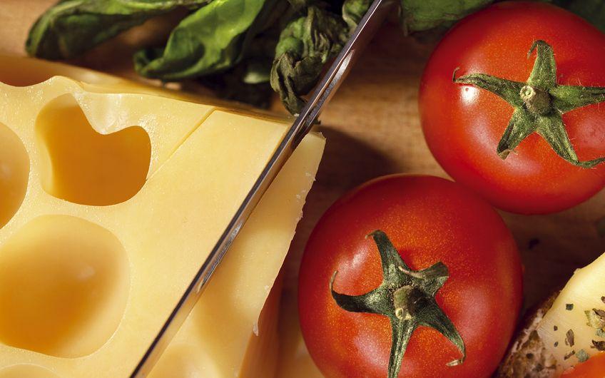 Viel mehr als Käse und Tomaten