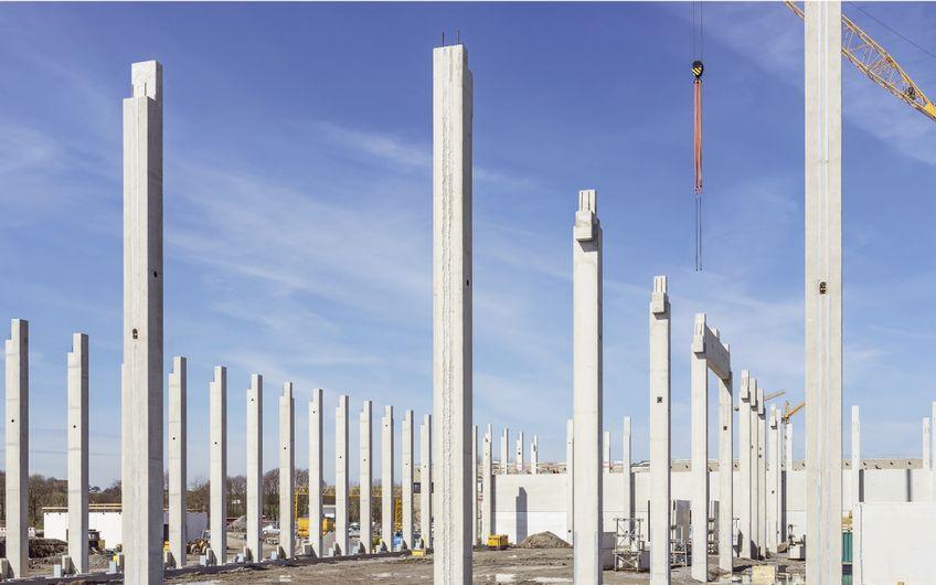 Die größten Industrie- und Hallenbauunternehmen im Ruhrgebiet