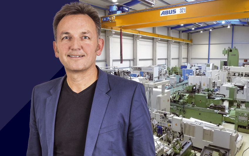 Frank Hollmann, Geschäftsführer der Leyendecker & Hollmann GmbH