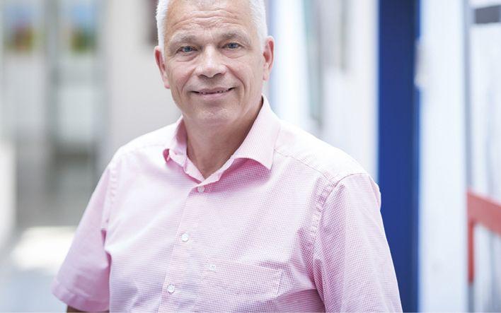 Heribert Piel leitet die GSE