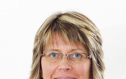 Tanja Beckmann, verantwortlich für den Vertrieb Mittelstand