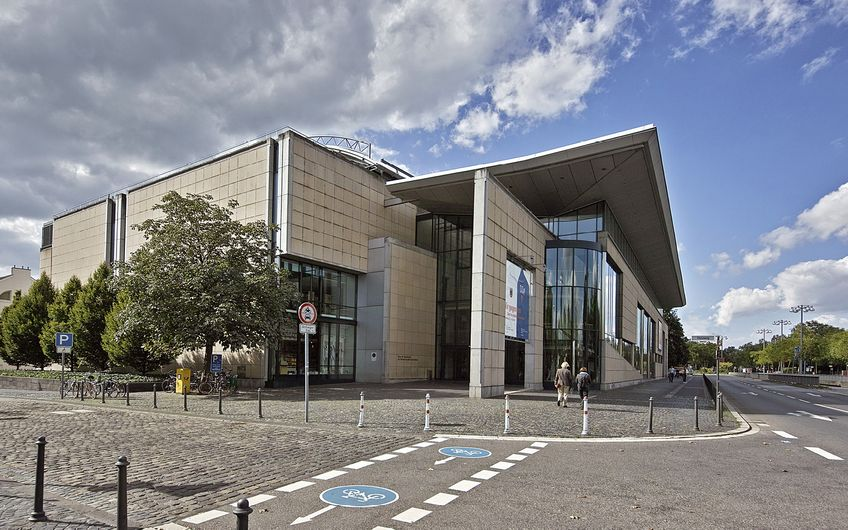 Haus der Geschichte in Bonn. Massenberg hat hier die Tiefgaragen instandgesetzt