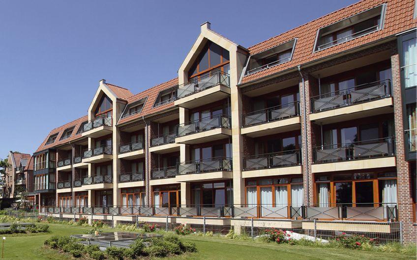 Das Wellnesshotel Jammertal-Resort wird bei allen Fragen  rund um die Bürotechnik von der Firma Jörg Metzner betreut