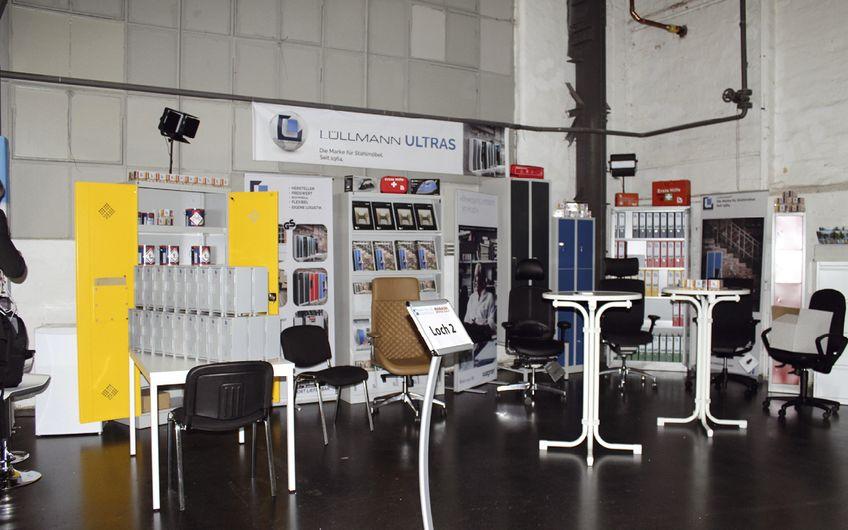 Messestand Lüllmann GmbH