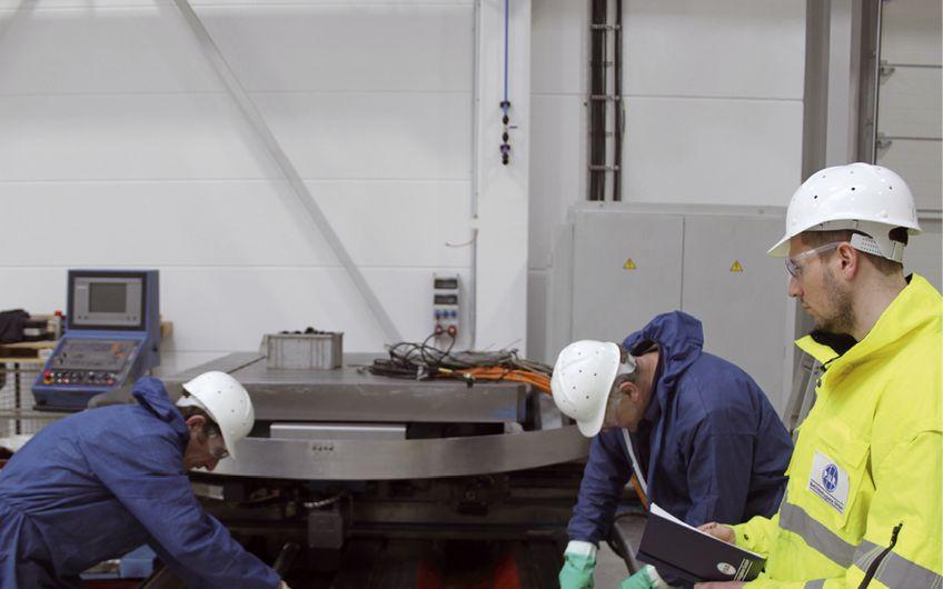 P.U.R. Betriebshygiene: Industriereinigung mit hohen Anforderungen