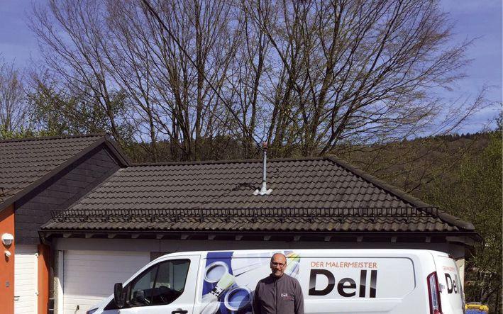 Malermeister Dell: Malermeister Henrik Dell