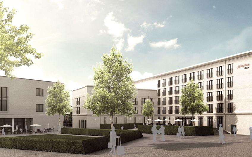 SCHAMP & SCHMALÖER: Architektur und Stadt