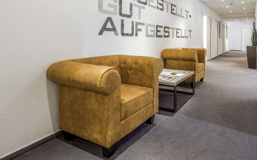 Mit dem neuen Standort in Düsseldorf ist Cichon Personalmanagement  seit Herbst 2017 auch hier für die Kunden direkt vor Ort