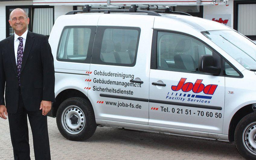 Joba Gebäudereinigung und Service