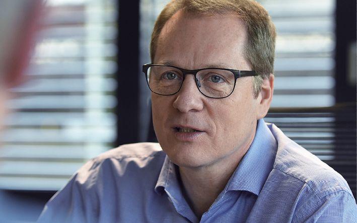 Jörg Breuer, Geschäftsführer