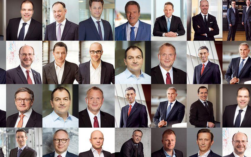 Die Mächtigsten Manager in Köln/Bonn/Aachen