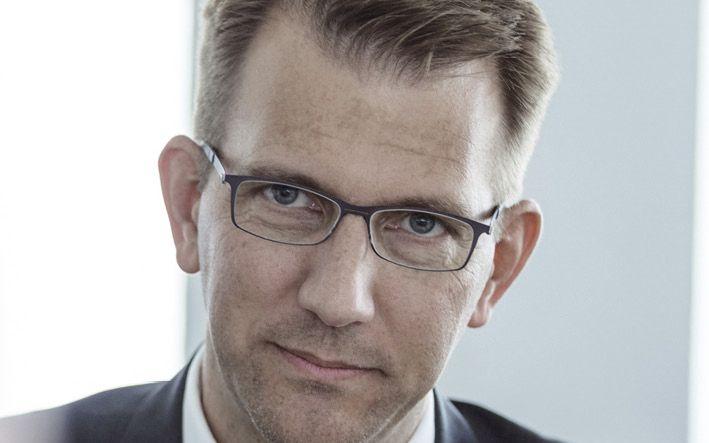 """Vertriebsleiter Jens Christian Schmale: """"Wir sorgen dafür, dass unsere Kunden ihre Kunden optimal versorgen können"""""""