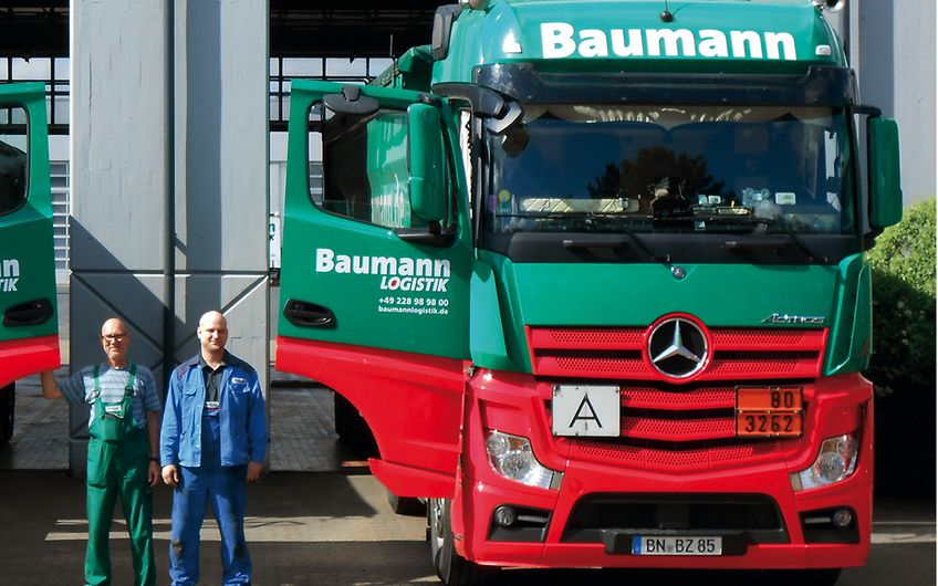 Baumann Logistik
