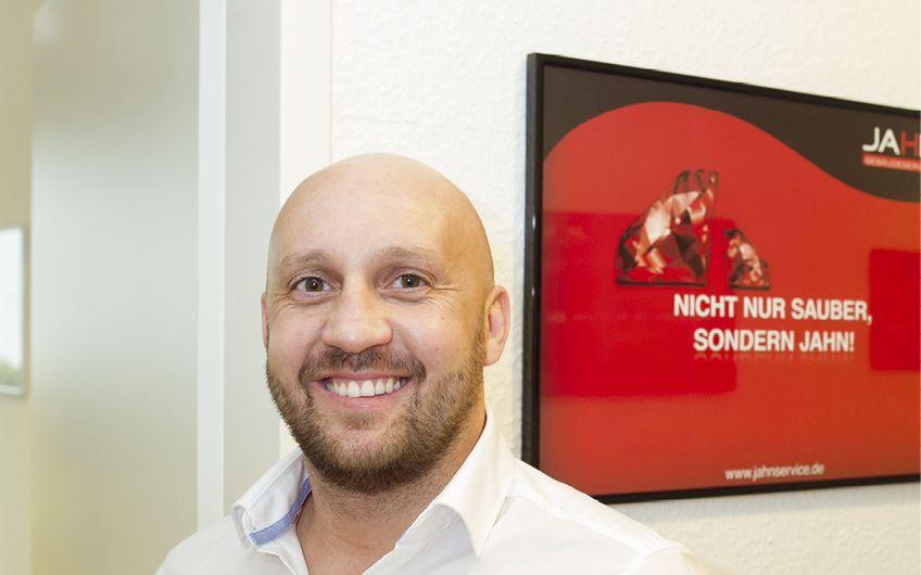 Markus Jahn verantwortet in dem Familienbetrieb das Marketing und den Vertrieb