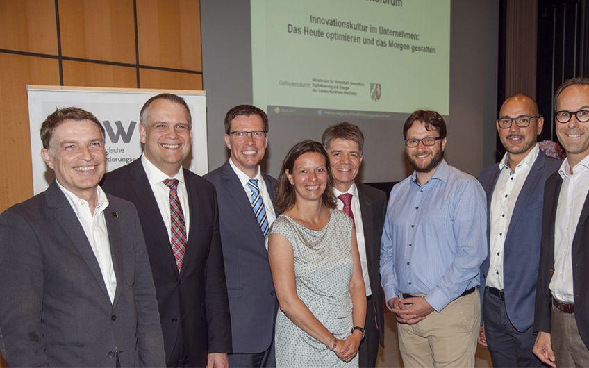 RBW-Wirtschaftsforum: RBW-Wirtschaftsforum: 100 Firmen diskutierten Innovationskultur