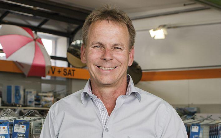 Dirk Pollmeier, Geschäftsführer (André Sarin)