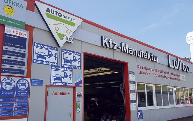 Kfz-Manufaktur Luli'co: Kfz-Manufaktur Luli'co GmbH