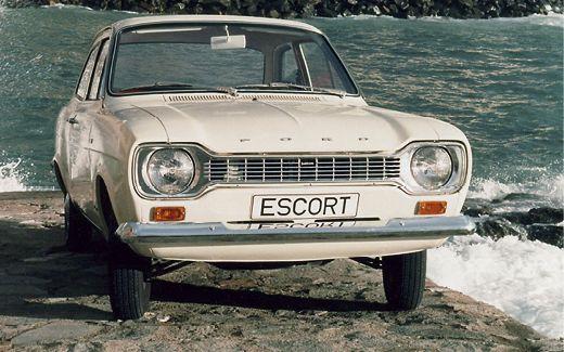 Ford Escort: 50 Jahre Ford Escort