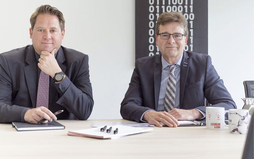 Lachmann & Rink: Mehr Platz für mehr Manpower