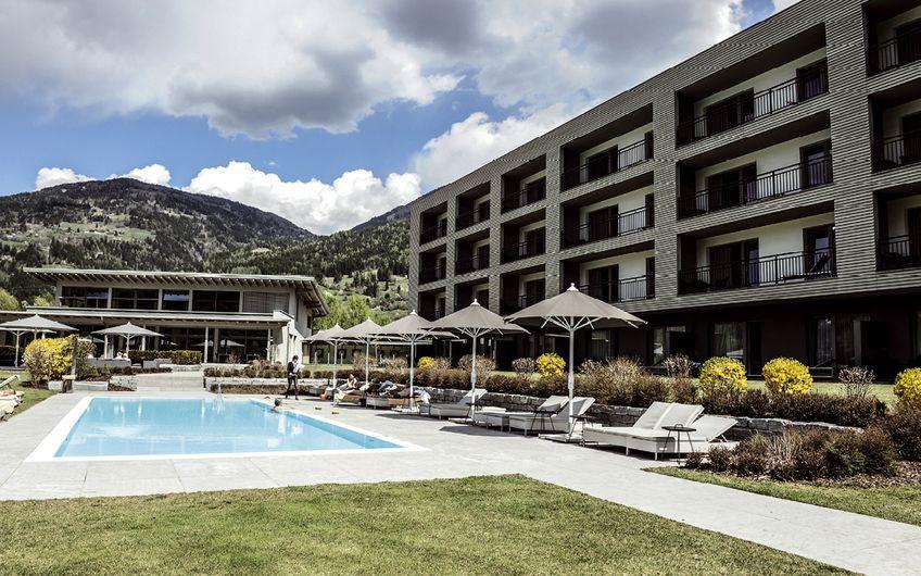 """MANAGER GOLFCUP Reise: Drei Tage Intensiv-Networking auf  höchstem"""" Niveau im Dolomiten Golf Resort  im österreichischen Lavant (Foto: CUBE Photo)"""