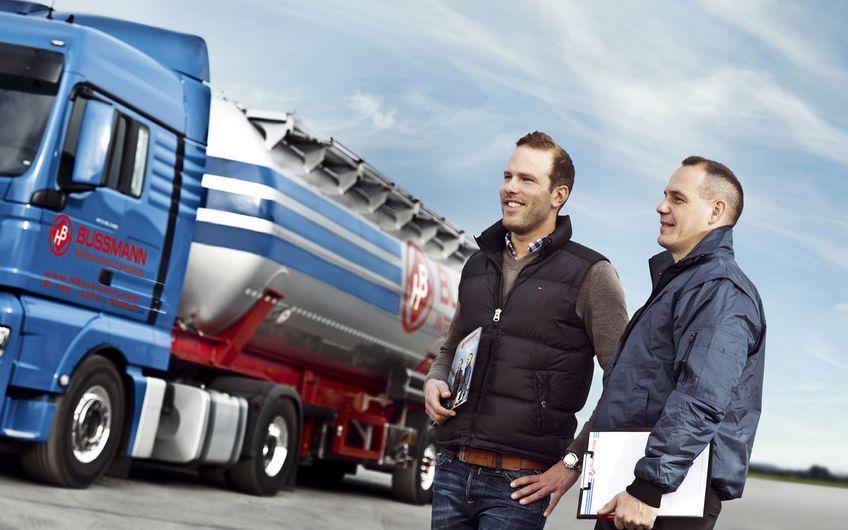 Ihr Partner für effiziente Logistik