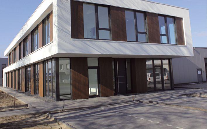 Firmengebäude in Vreden