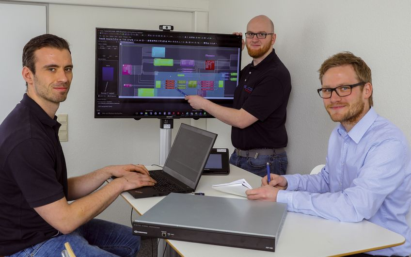 Mit modernster Technik sorgt PIXEL-COM dafür, dass bei Konferenzen oder Schulungen der Ablauf einfach und perfekt funktioniert
