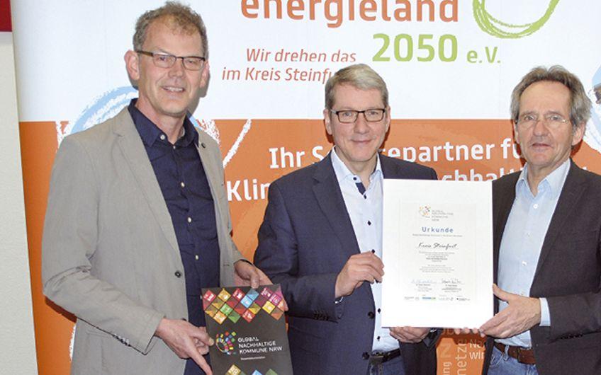"Kreis Steinfurt: ""Global Nachhaltige Kommune"""