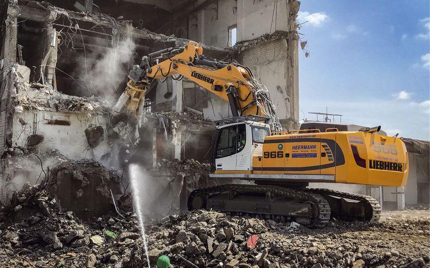 Heermann Abbruch: Den Abfall zum Wertstoff machen