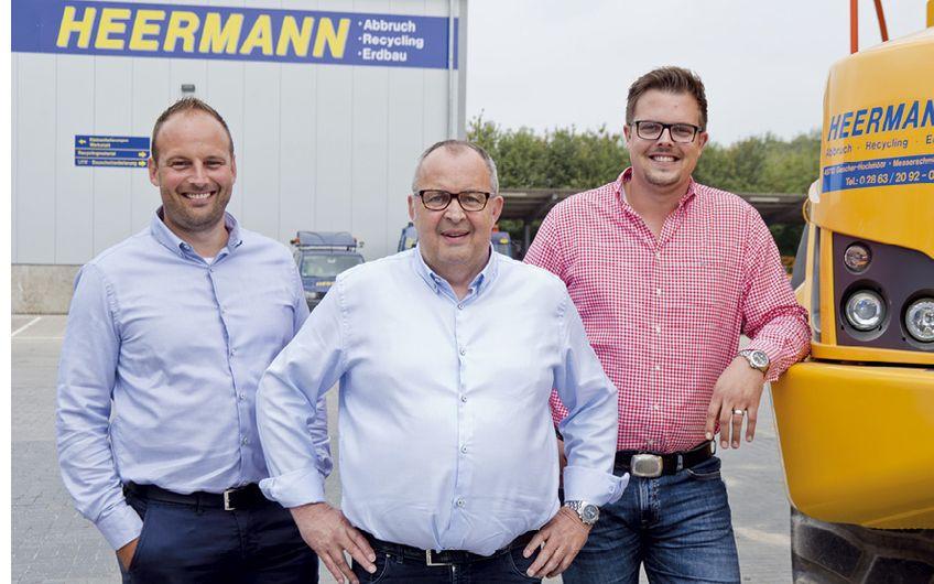 Heermann Abbruch