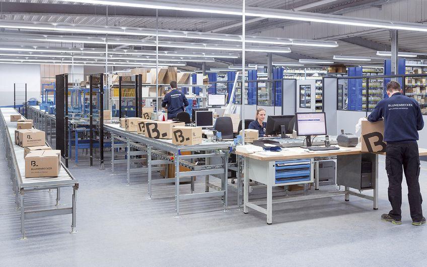 Blumenbecker Industriebedarf: Mehr als nur Produkte