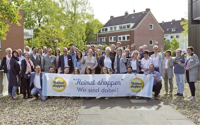 """Aktion """"Heimat shoppen"""": """"Heimat shoppen"""""""