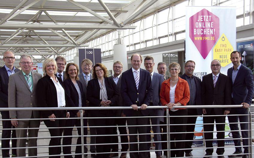 Regionalagentur Münsterland: 50 Jahre WFG Kreis Borken