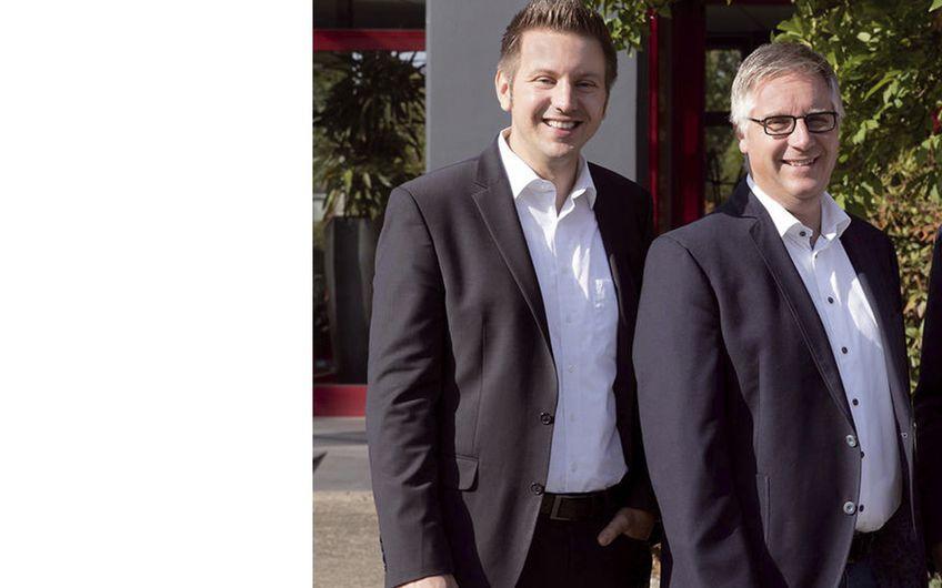 Laudert: Neues Führungstrio bei Laudert
