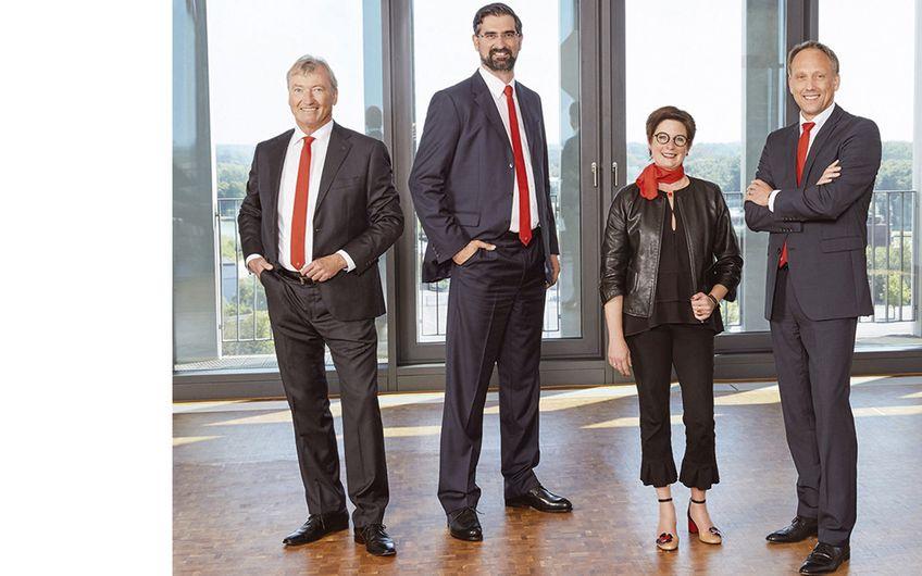 Westfalen Gruppe: Dr. Perkmann ist neuer Vorstandsvorsitzender