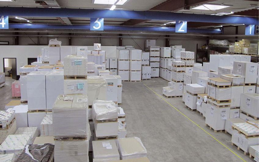Papierlager