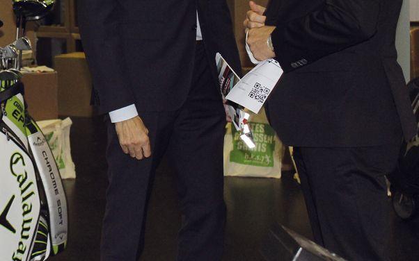 Andreas Weber und Maik Flohr  (v.l.)