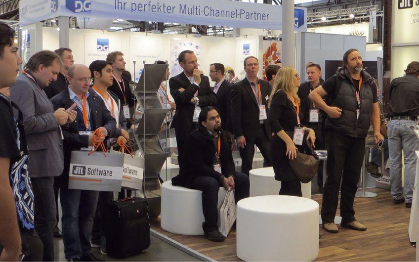 mdcp Messen und Marketing: mdcp macht Unternehmen erlebbar