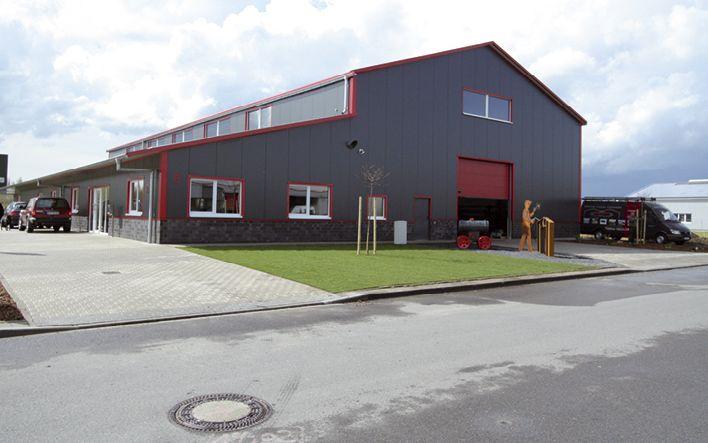Ververs Stahl-,  Metall- & Hallenbau